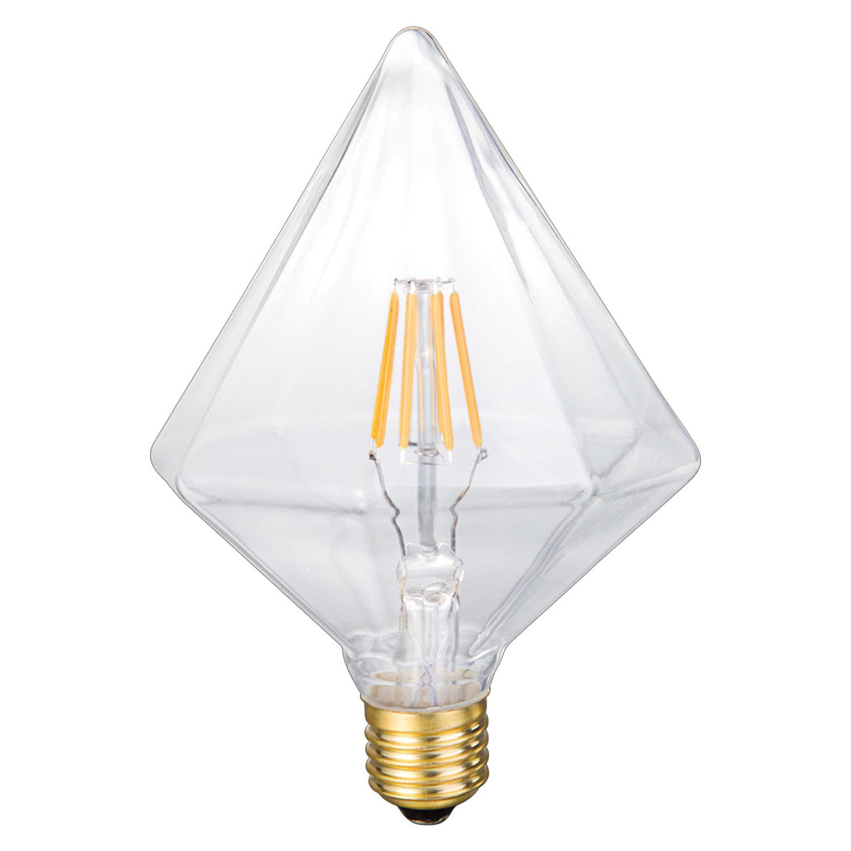 6 watt led pyramid e26 base 2200k 82cri 120v by kodak led lighting spt 42014. Black Bedroom Furniture Sets. Home Design Ideas