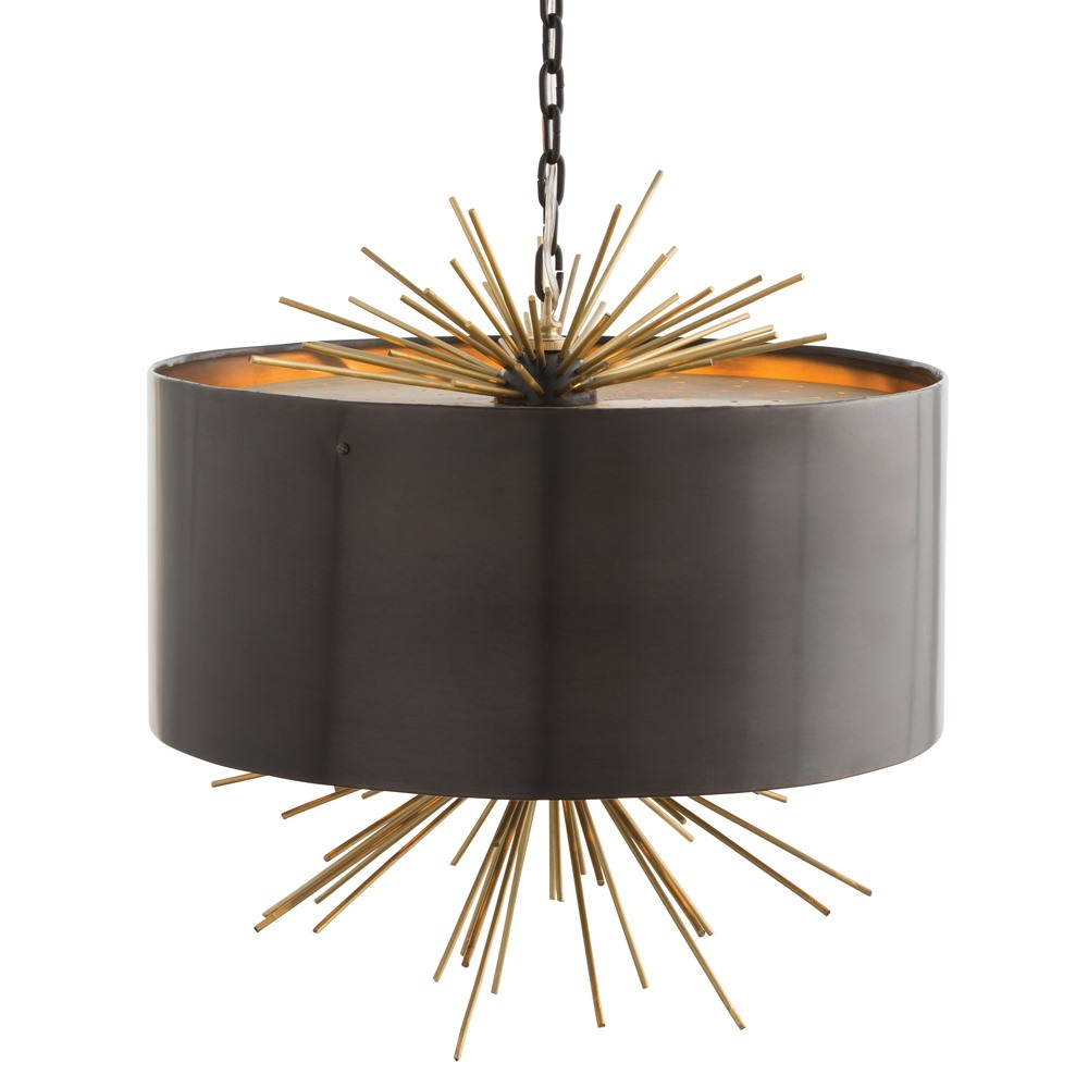 Pendant by arteriors home ah 46831 patton pendant aloadofball Images