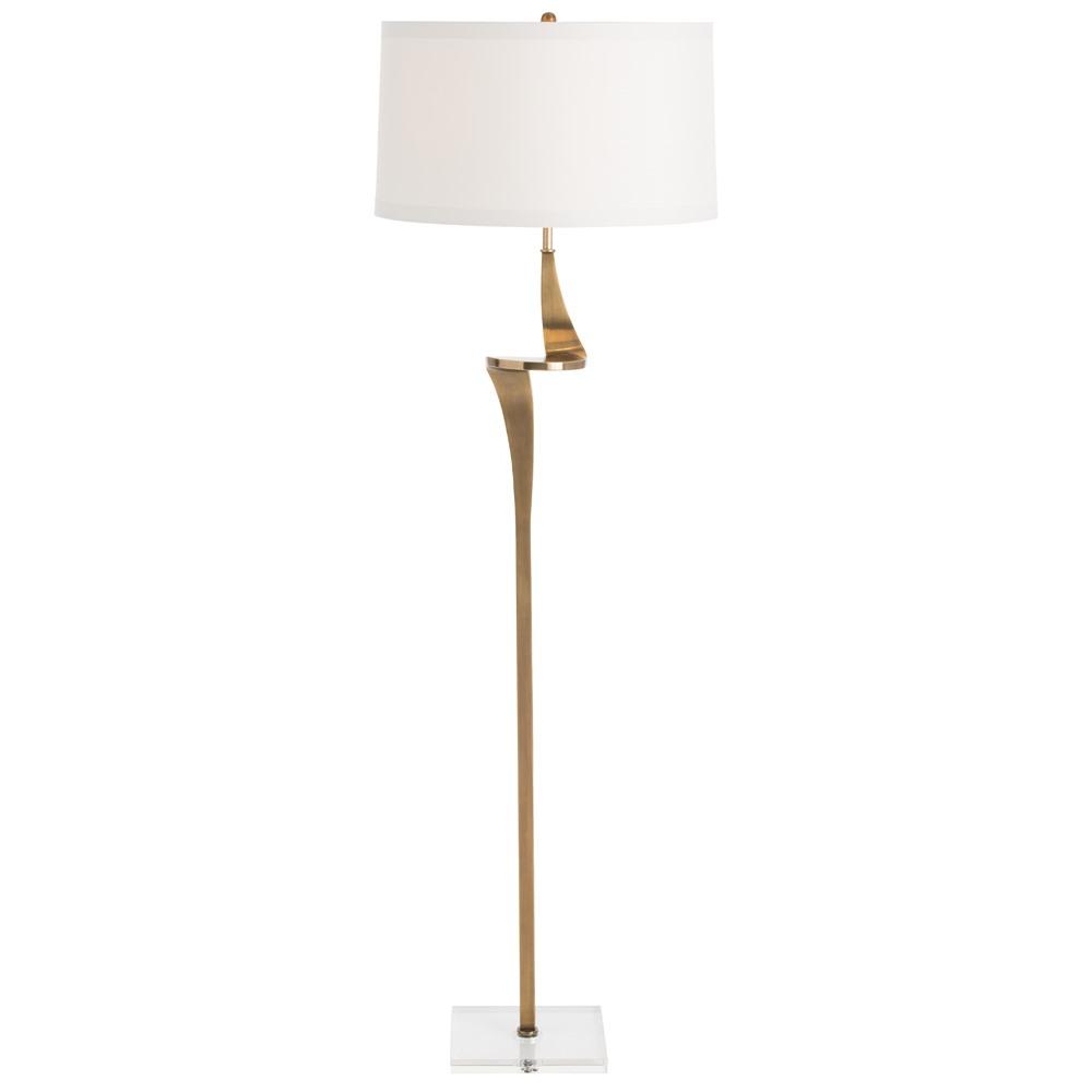 Roosevelt floor lamp by arteriors home ah 79986 386 aloadofball Images