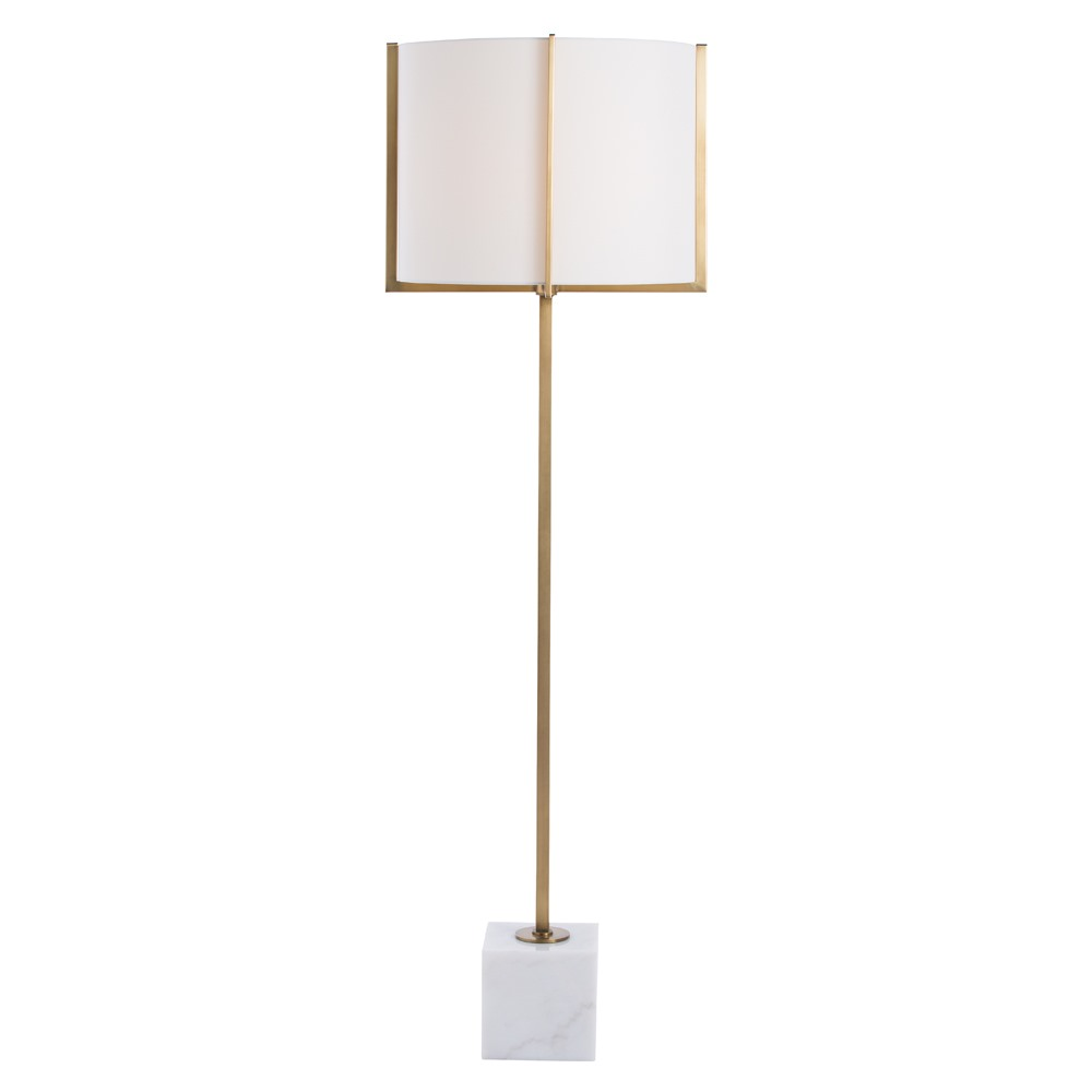 Pearson floor lamp by arteriors home ah 79999 196 aloadofball Image collections