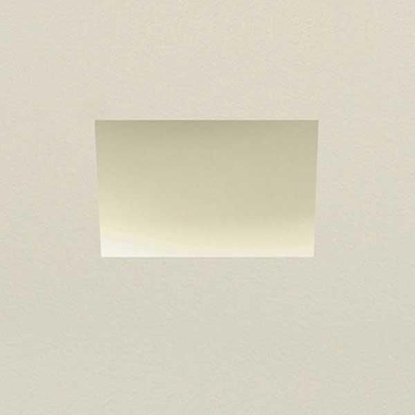 Aurora LED Square Edge 3 3 Inch Invisible Trim Housing By Pure Lighting AL2