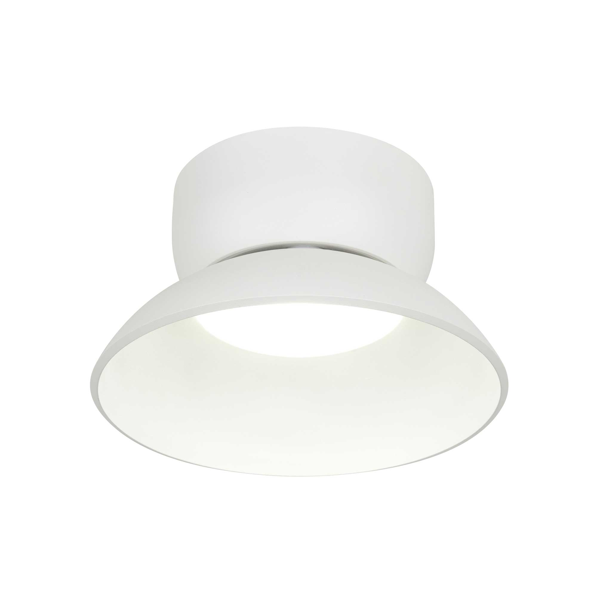 Bol ceiling light by pureedge lighting bol c 15w 30k wh aloadofball Image collections