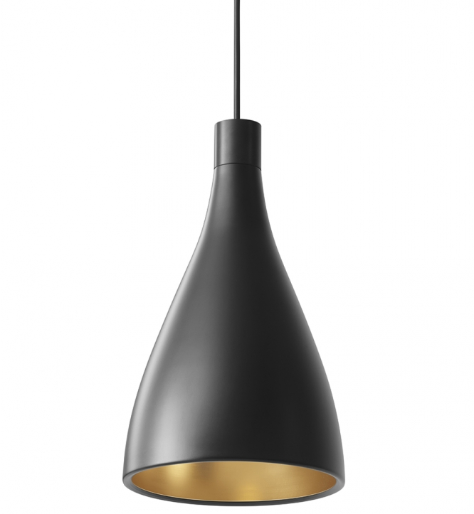 Swell Narrow Indoor Outdoor Pendant