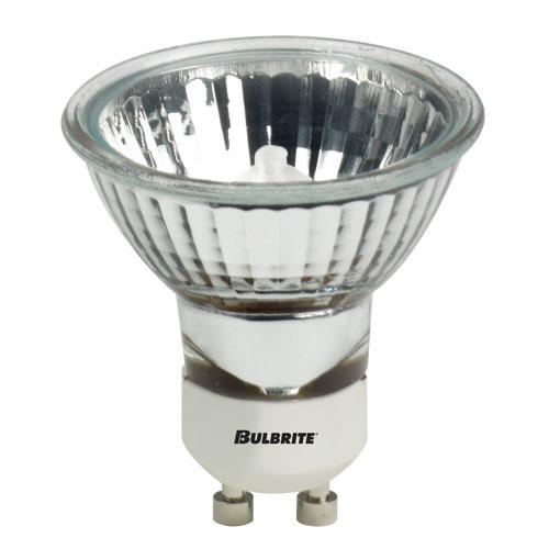 Gu10 Base: Mr16 Gu10 Base 20w 120v 38 Deg Lens