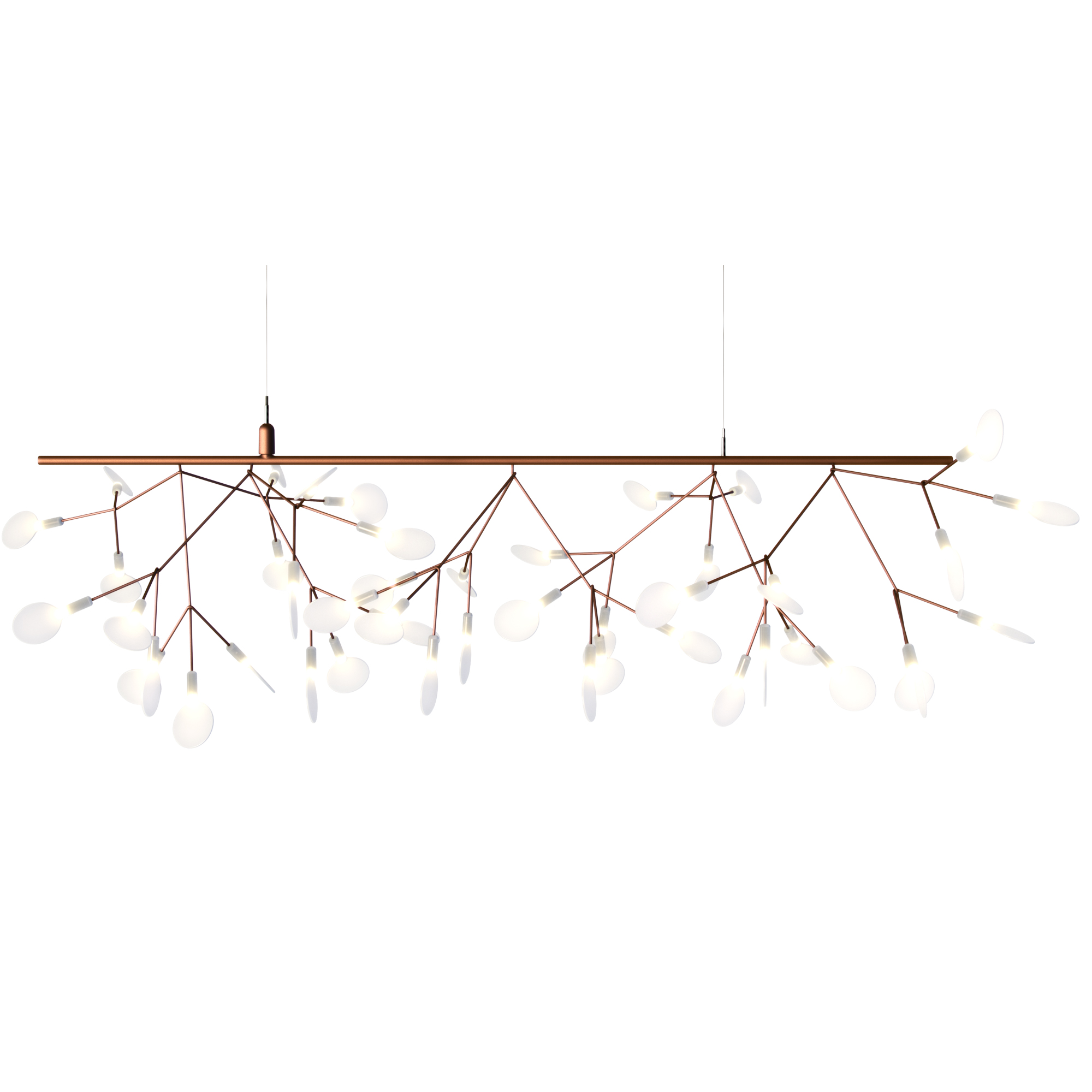 separation shoes f7667 df9c1 Heracleum Endless Linear Suspension by Moooi | CUMOLHERE ULMOLHERE