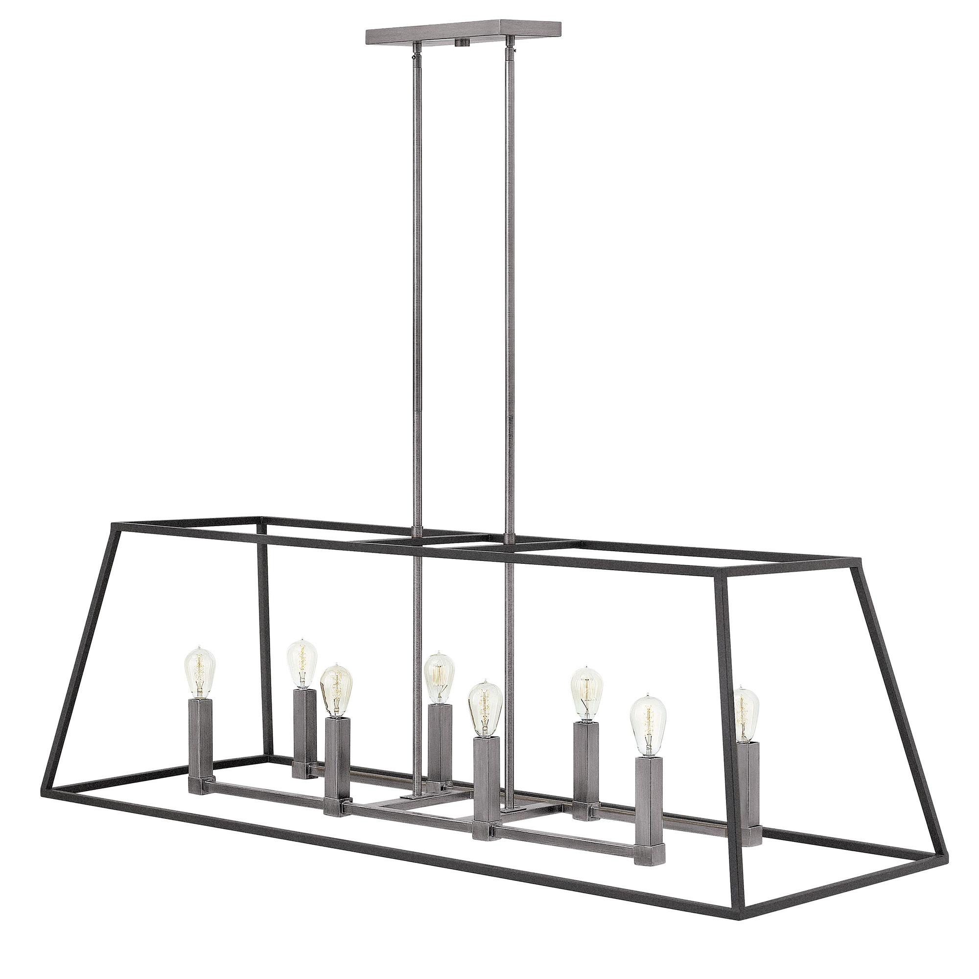 Linear Chandelier Lighting Chandeliers Design – Linear Candle Chandelier
