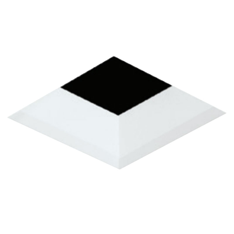 Inch Square Flangeless Bevel Trim by Element by Tech Lighting