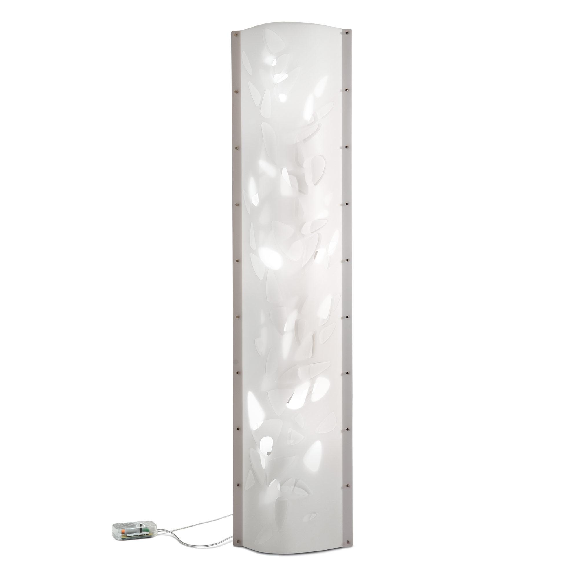 best website 51974 6367f Bios Tube Floor Lamp by Slamp | TUB14PTU0004WIBIO
