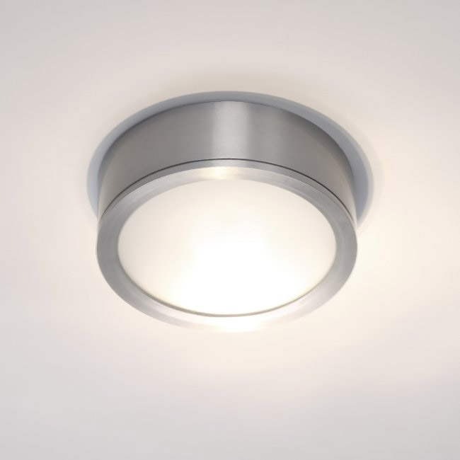 Tube wet rated wallceiling light by wac lighting fm w2612 al mozeypictures Image collections