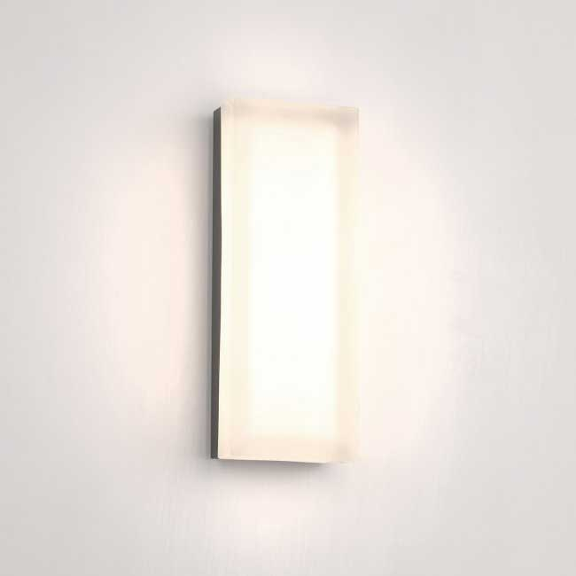 dice rectangle wallceiling light by dweled by wac lighting fm401427bn - Wac Lighting