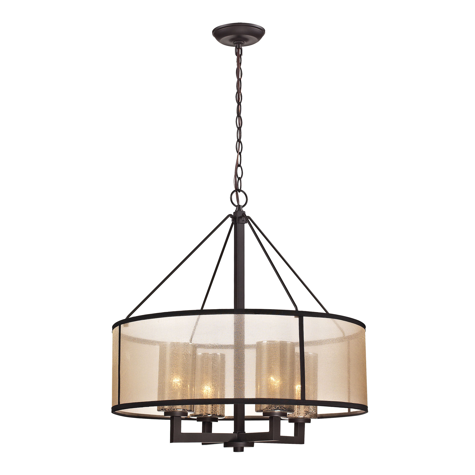 diffusion chandelier by elk lighting