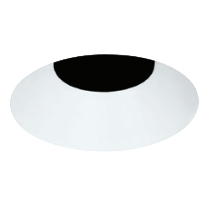 3 Inch Round Less Bevel Trim By Element Tech Lighting E3rlb Ow