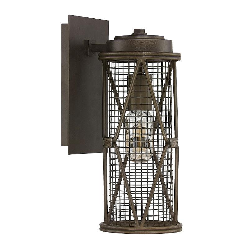 Jackson lantern wall sconce by capital lighting 4891or aloadofball Gallery