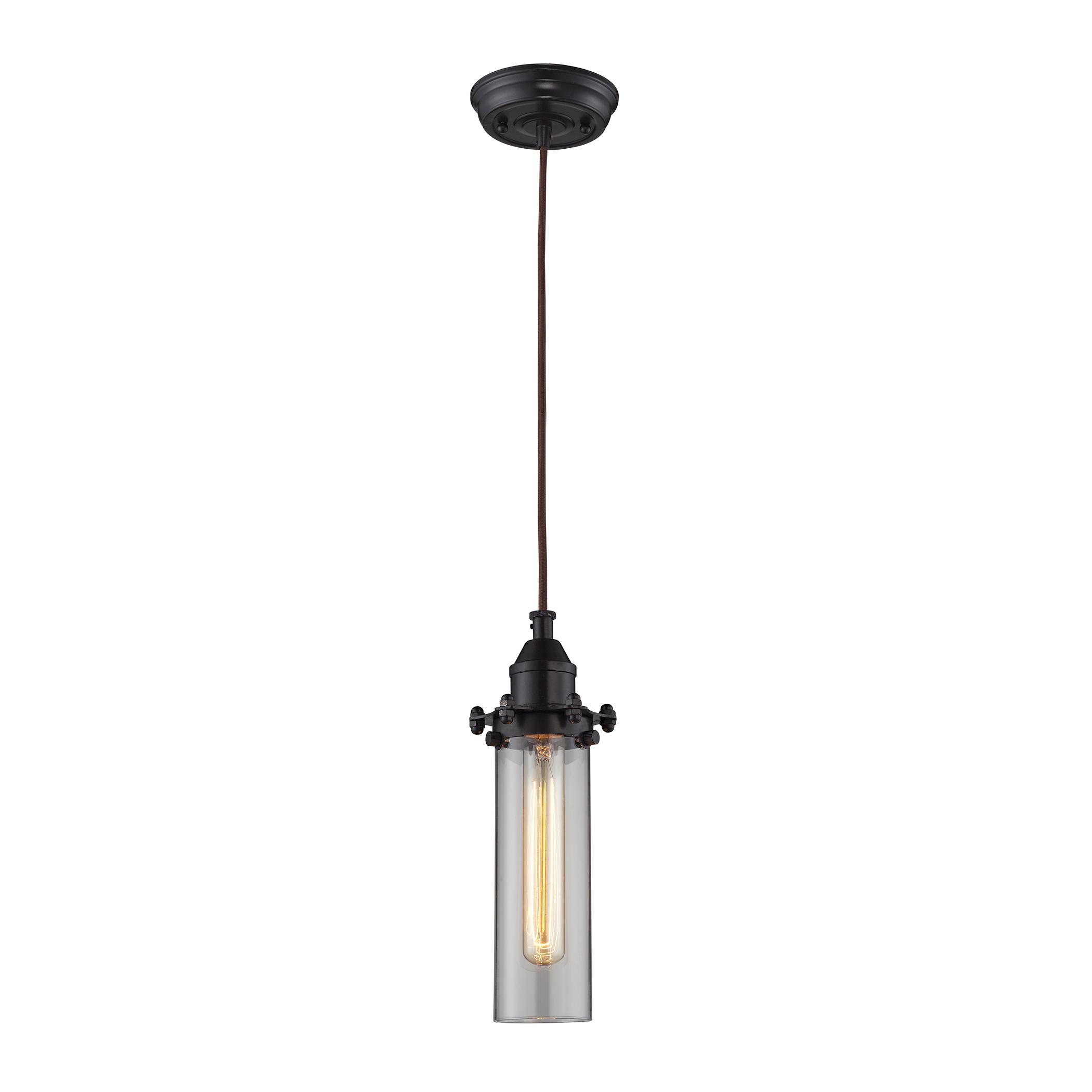fulton pendant by elk lighting