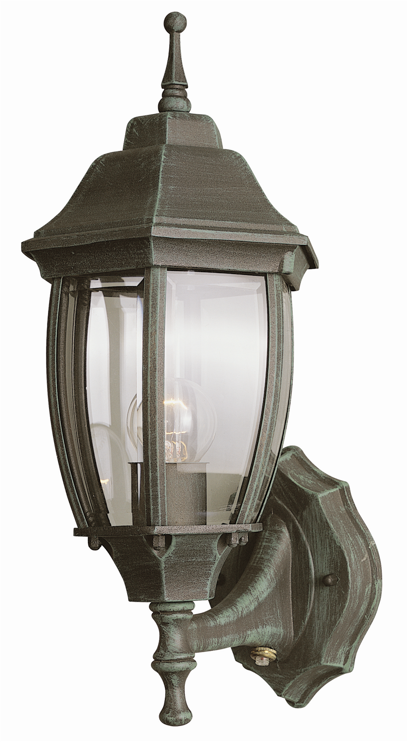 Wall Sconce With Photocell : TGL Photocell Outdoor Wall Sconce by Trans Globe 4470 RT
