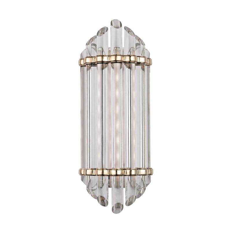 sc 1 st  Lightology & Albion Bath Light by Hudson Valley Lighting | 408-AGB