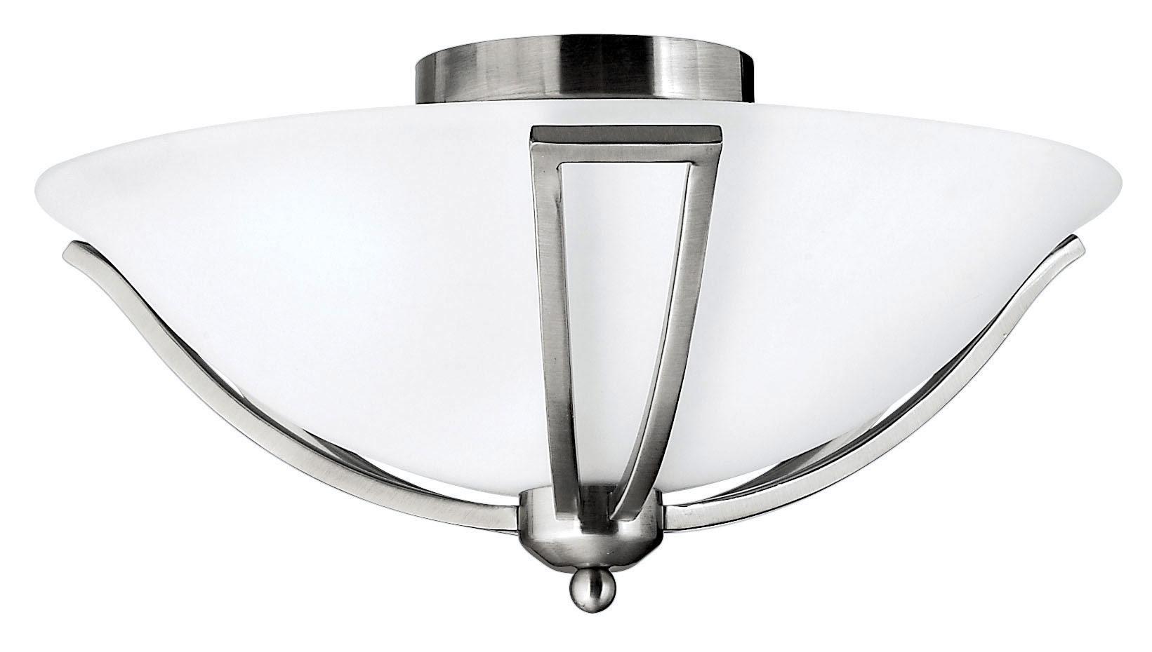 Bolla 4660 Semi Flush Ceiling Light By