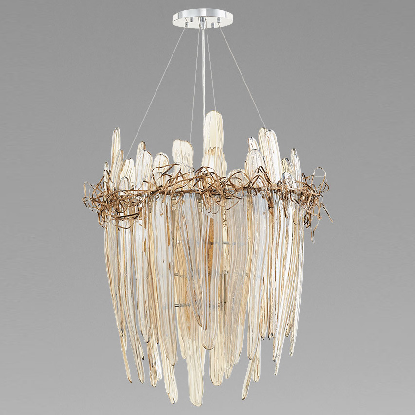 Thetis Chandelier by Cyan Designs   CY-07985