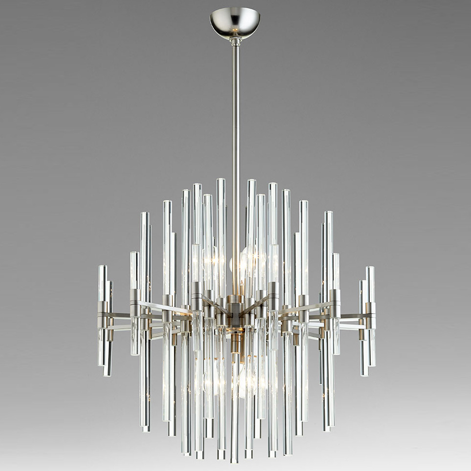 Quebec chandelier by cyan designs