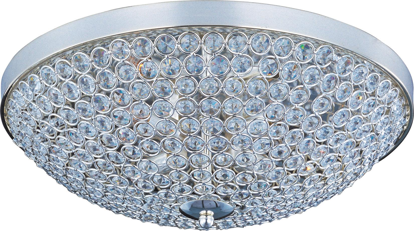 d44d9b5a5e1 Glimmer Ceiling Flush Mount by Maxim Lighting