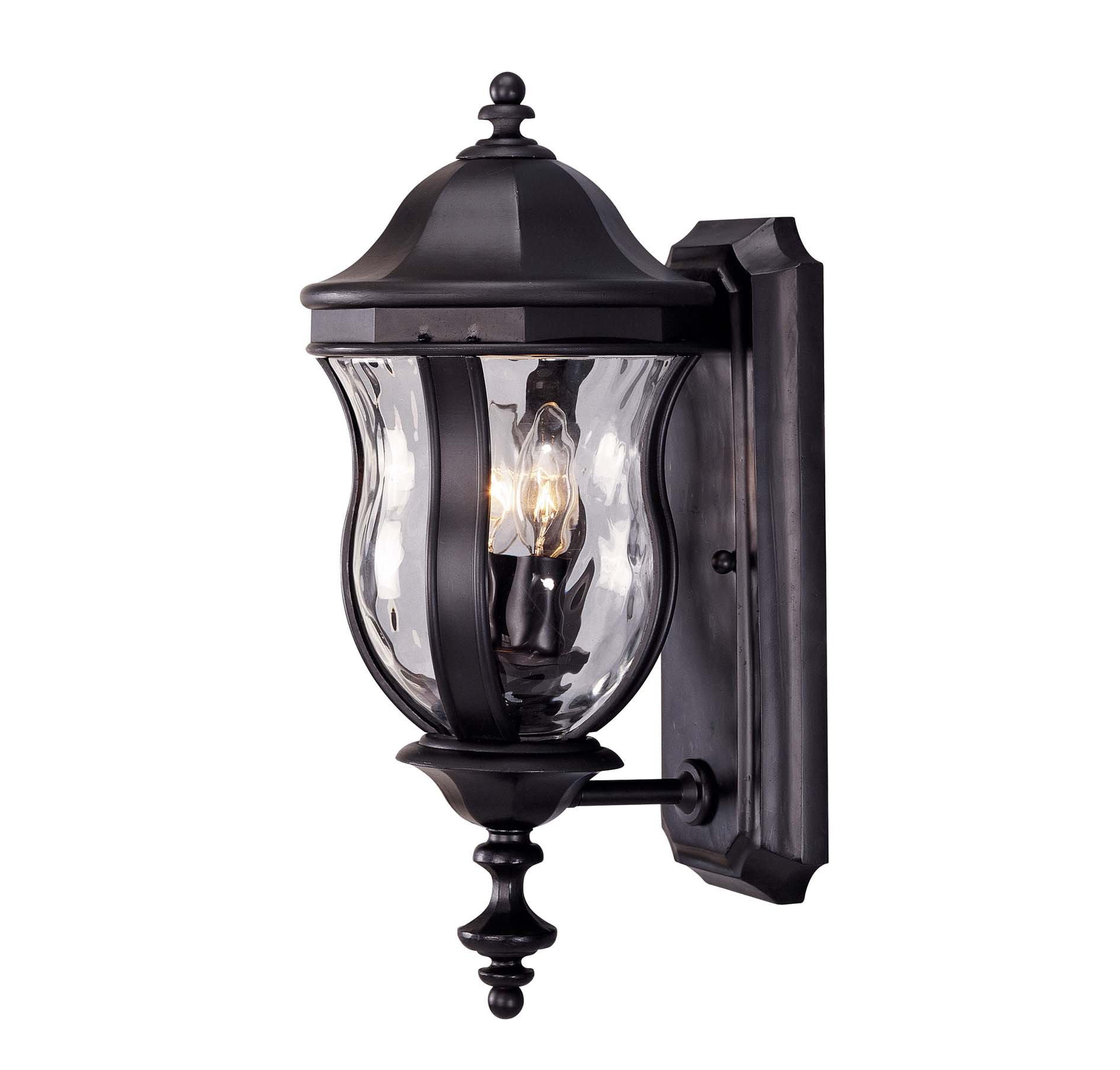 Monticello 304 Outdoor Wall Sconce By Savoy House Kp 5 304 Bk