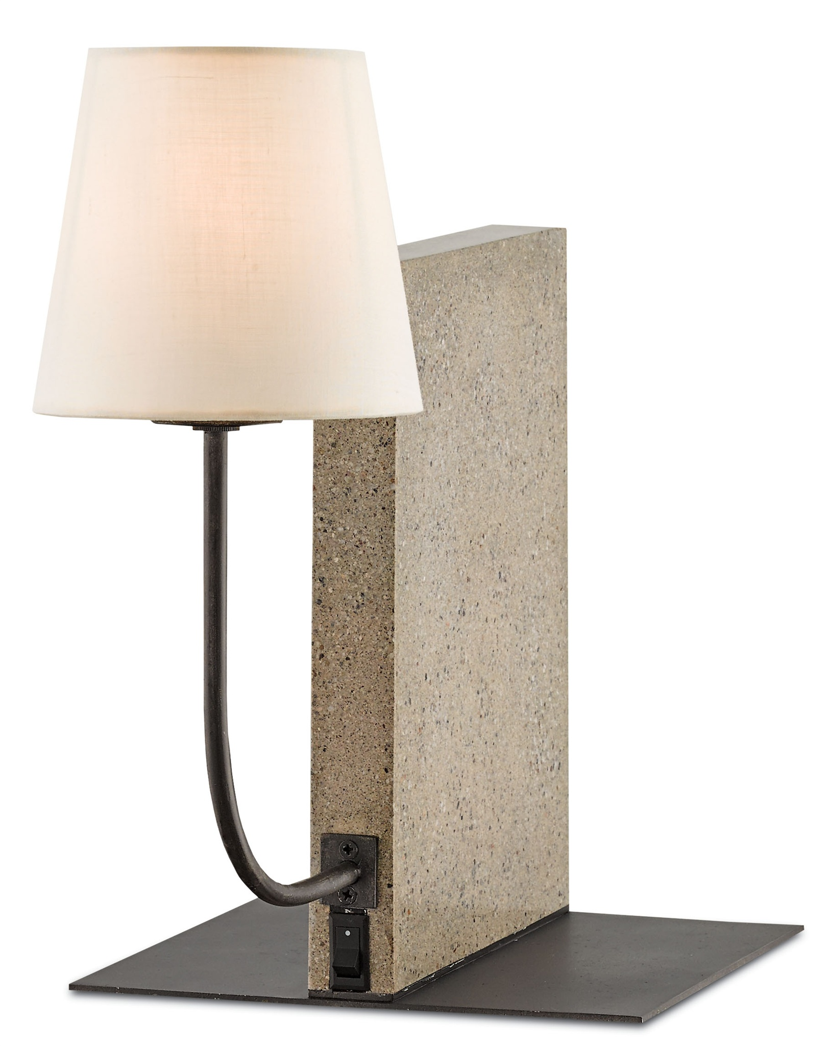 Oldknow Bookcase Table Lamp By Currey And Company