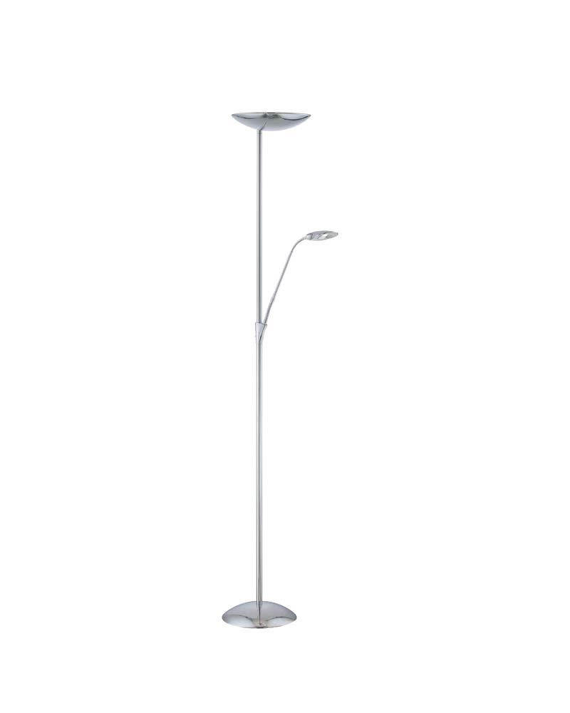 Terra Torchiere Floor Lamp By Lite Source Inc