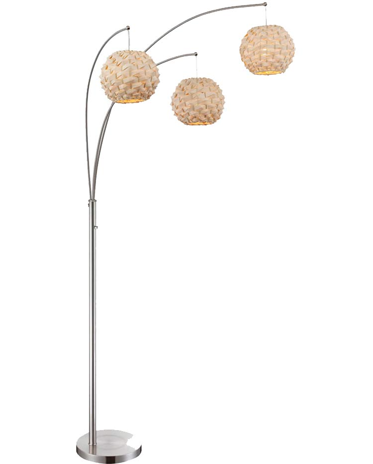 Arch Floor Lamp By Lite Source Inc