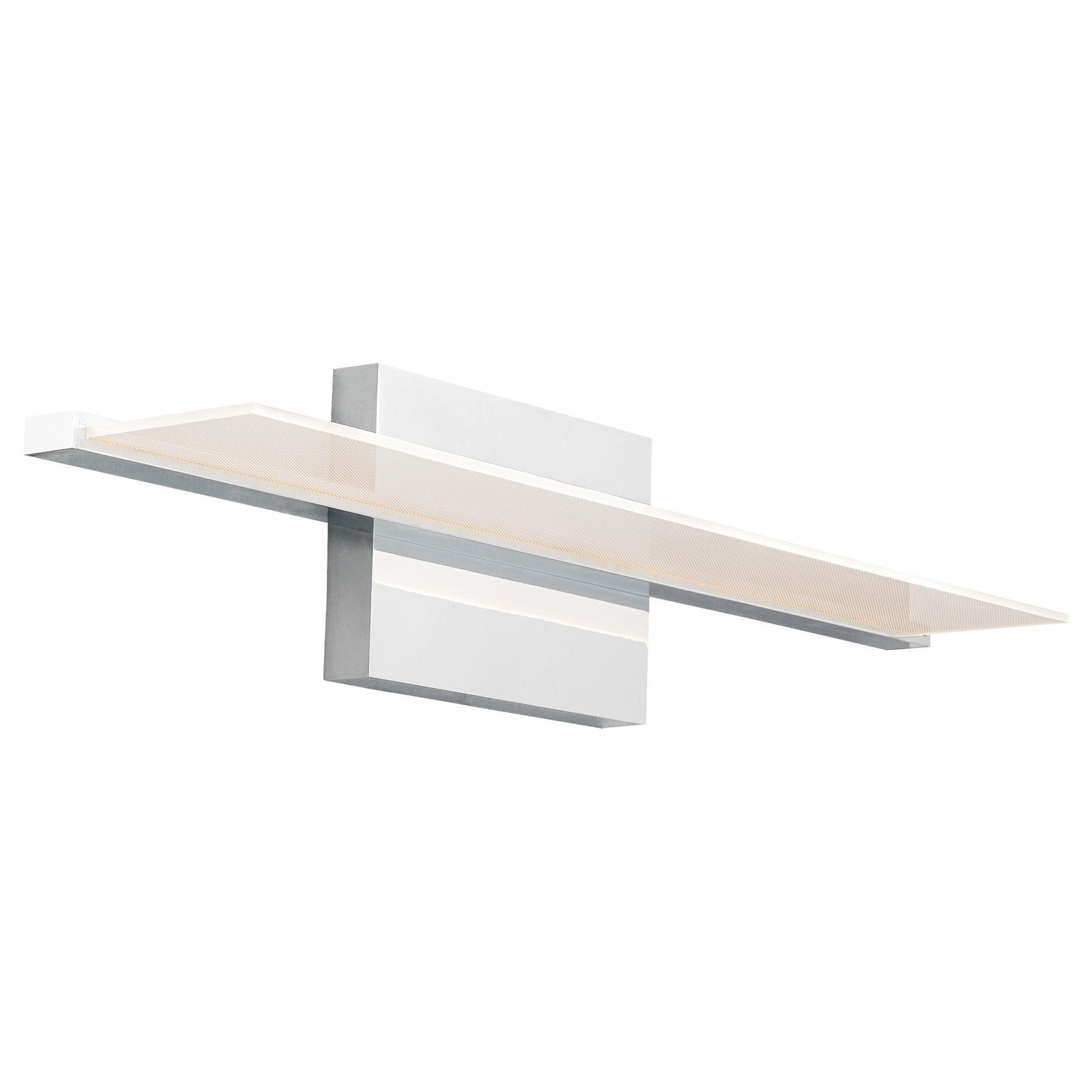 Span Bathroom Vanity Light