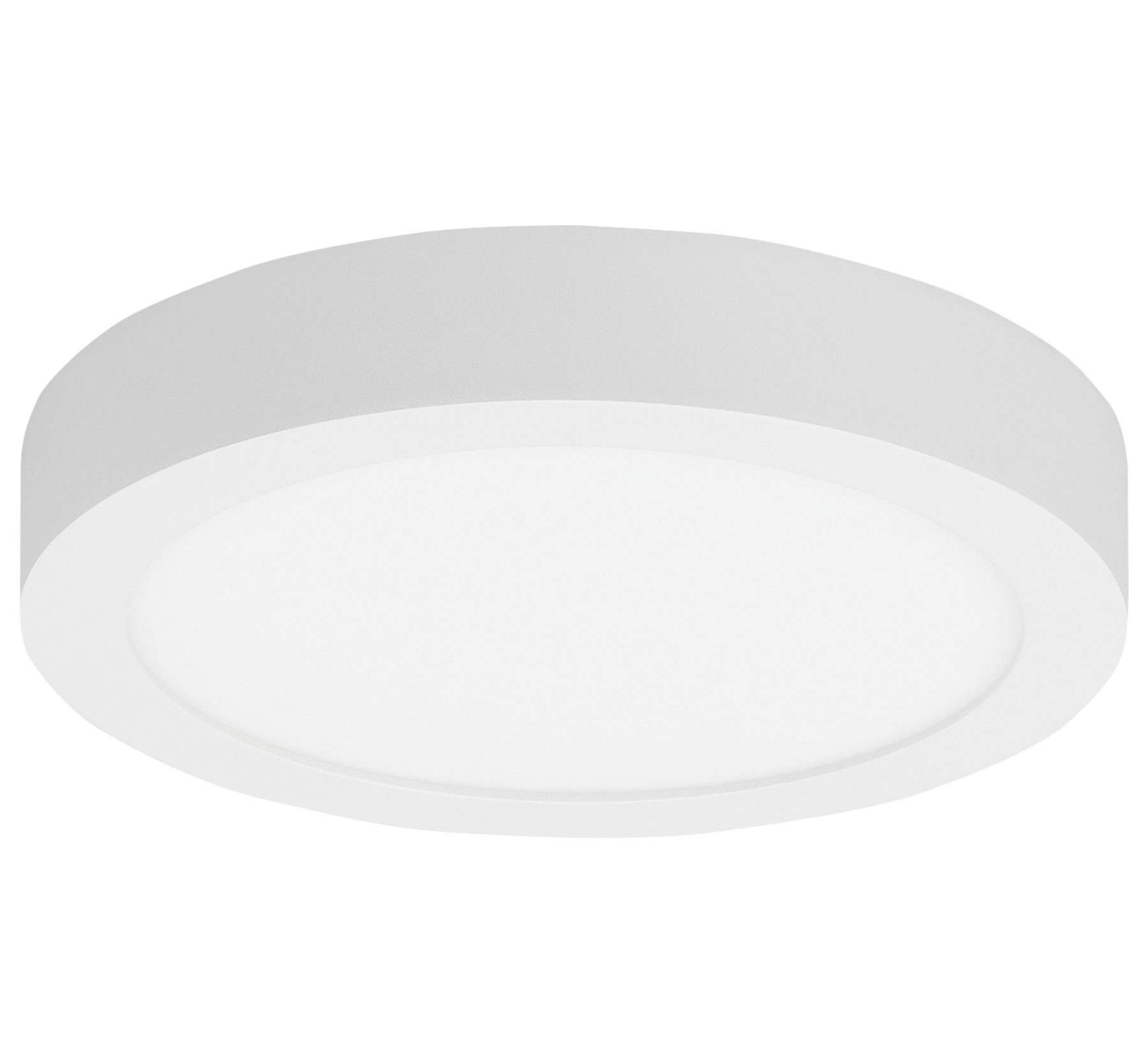 Tenur Round Ceiling Light Fixture by LBL Lighting | FM925OYWHLED930