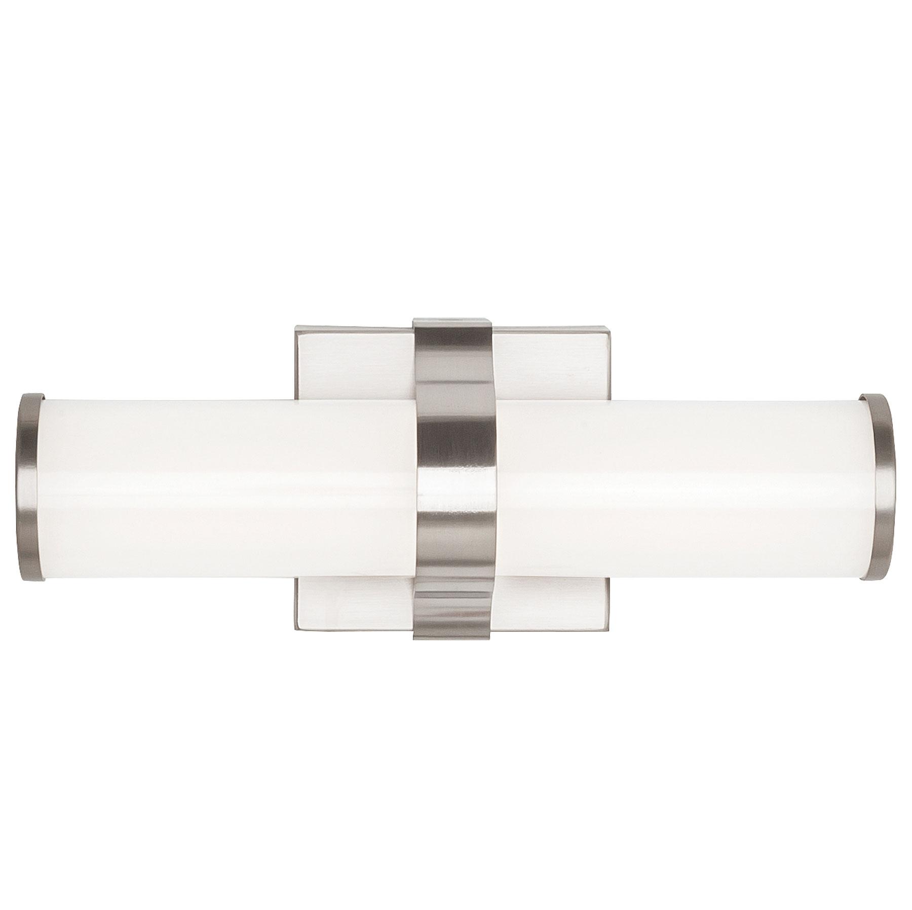 Led bathroom vanity wall lights - Lynk 12 Bathroom Vanity Light By Lbl Lighting Ws916oyscled930