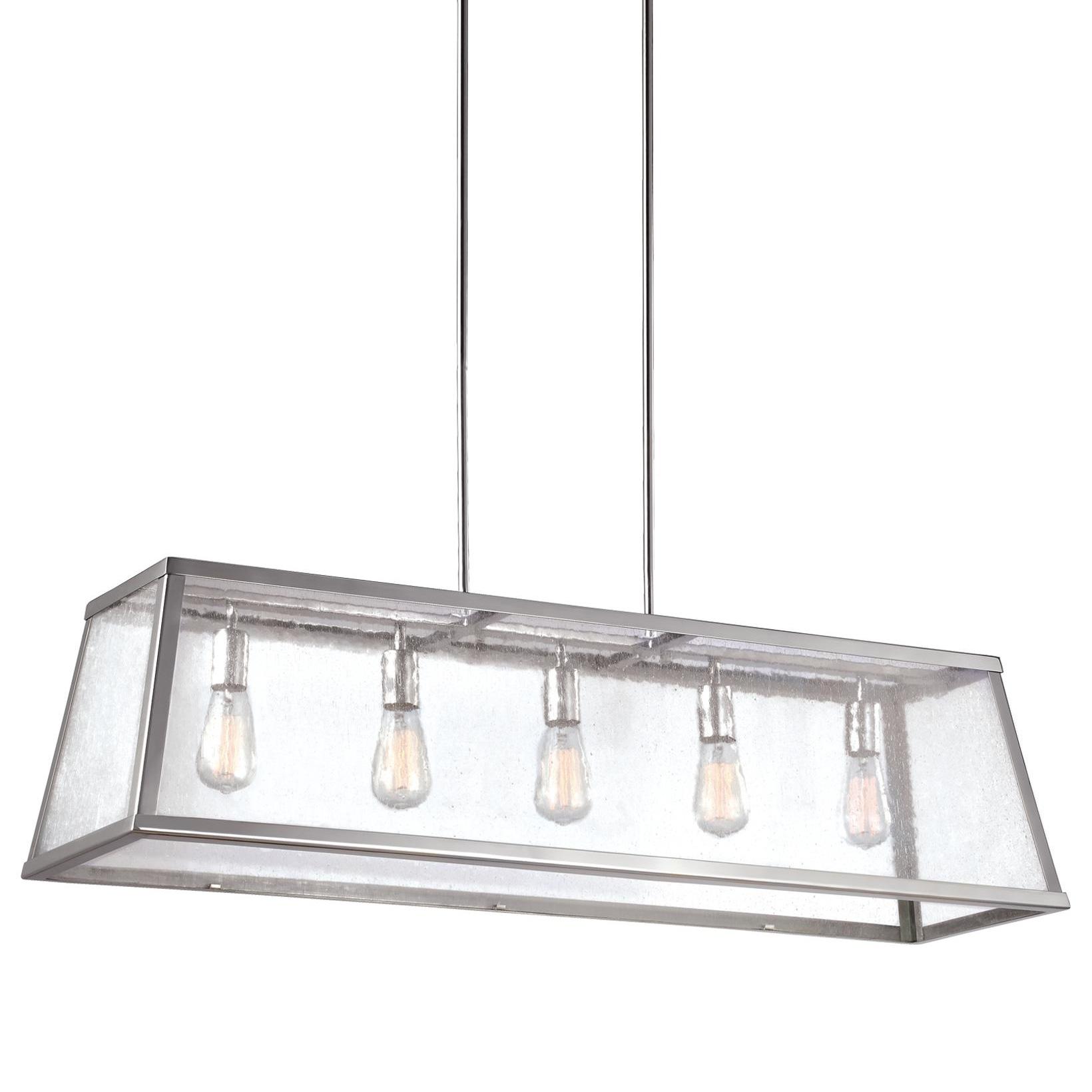 linear chandelier by feiss  fpn - harrow linear chandelier by feiss  fpn