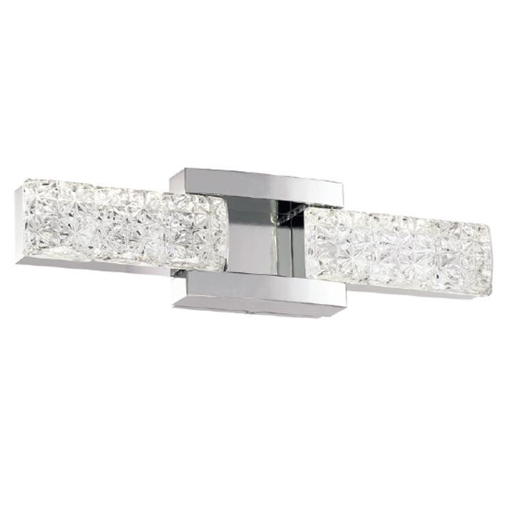 Sofia Bathroom Vanity Light By Modern Forms Ws 13619 Pn