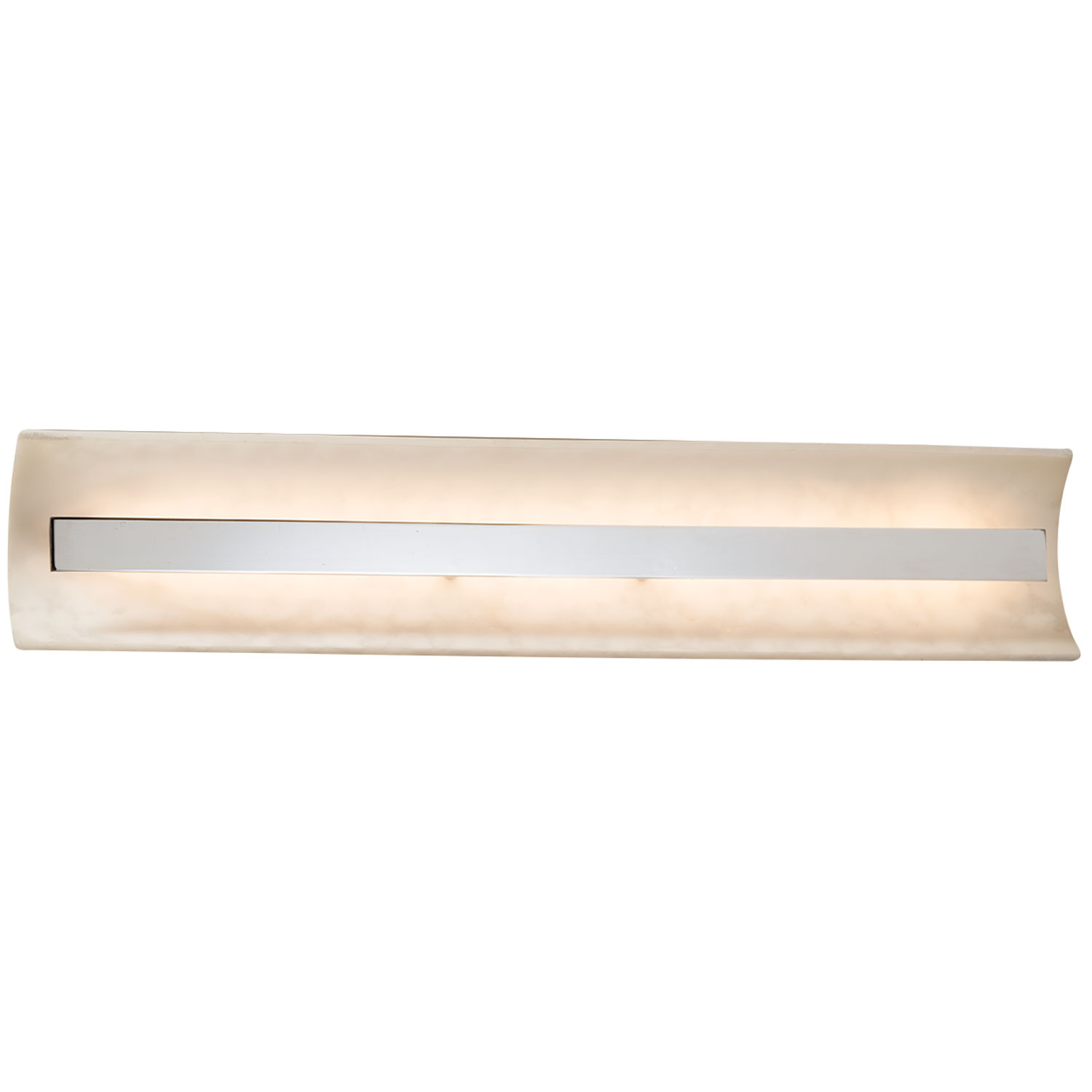 Contour 29 Inch Clouds Bathroom Vanity Light By Justice Design    CLD 8625 CROM