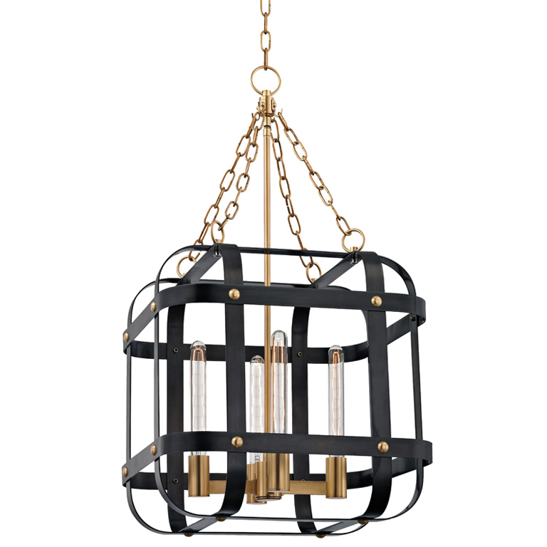 Colchester Pendant By Hudson Valley Lighting 6920 Aob