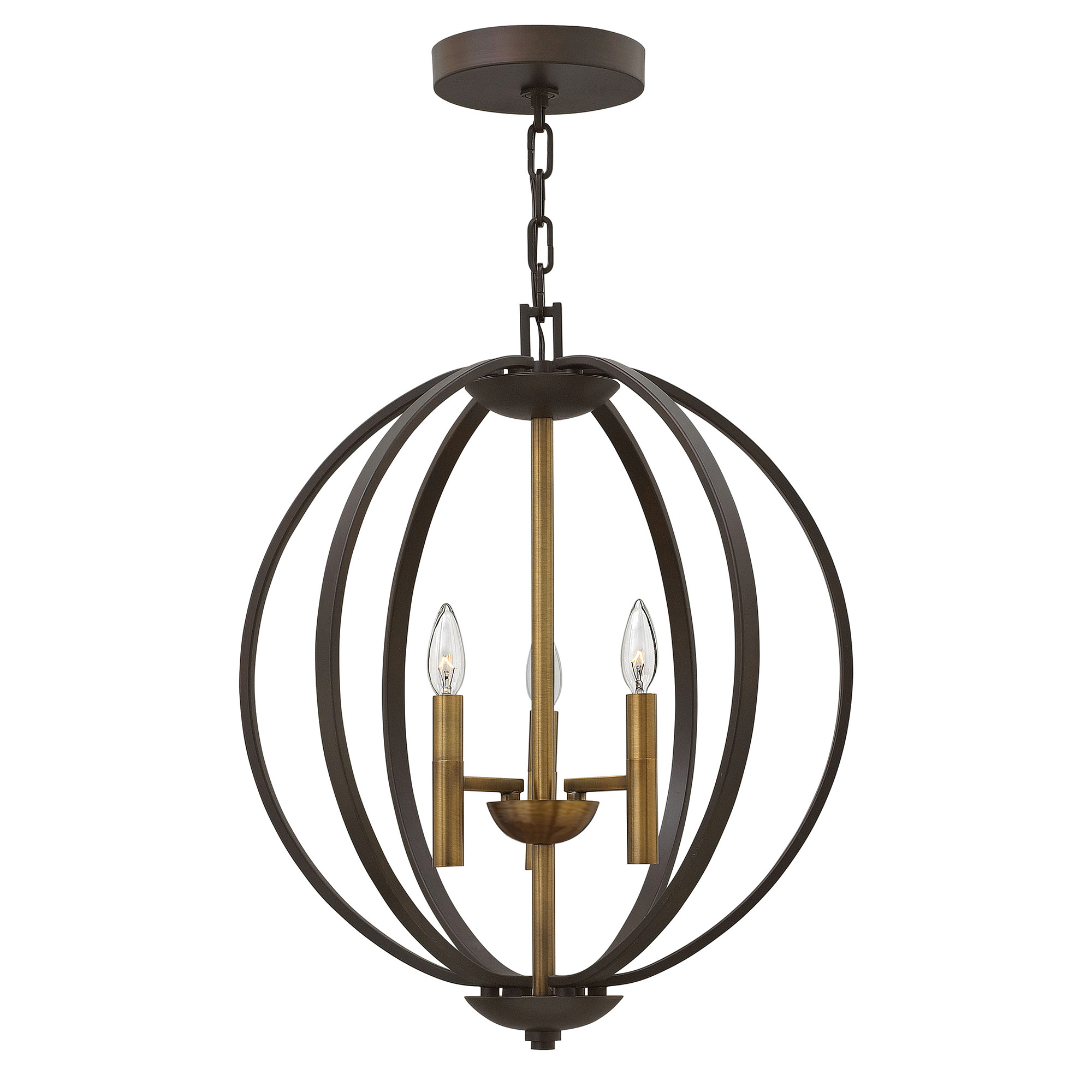 Euclid Chandelier By Hinkley Lighting