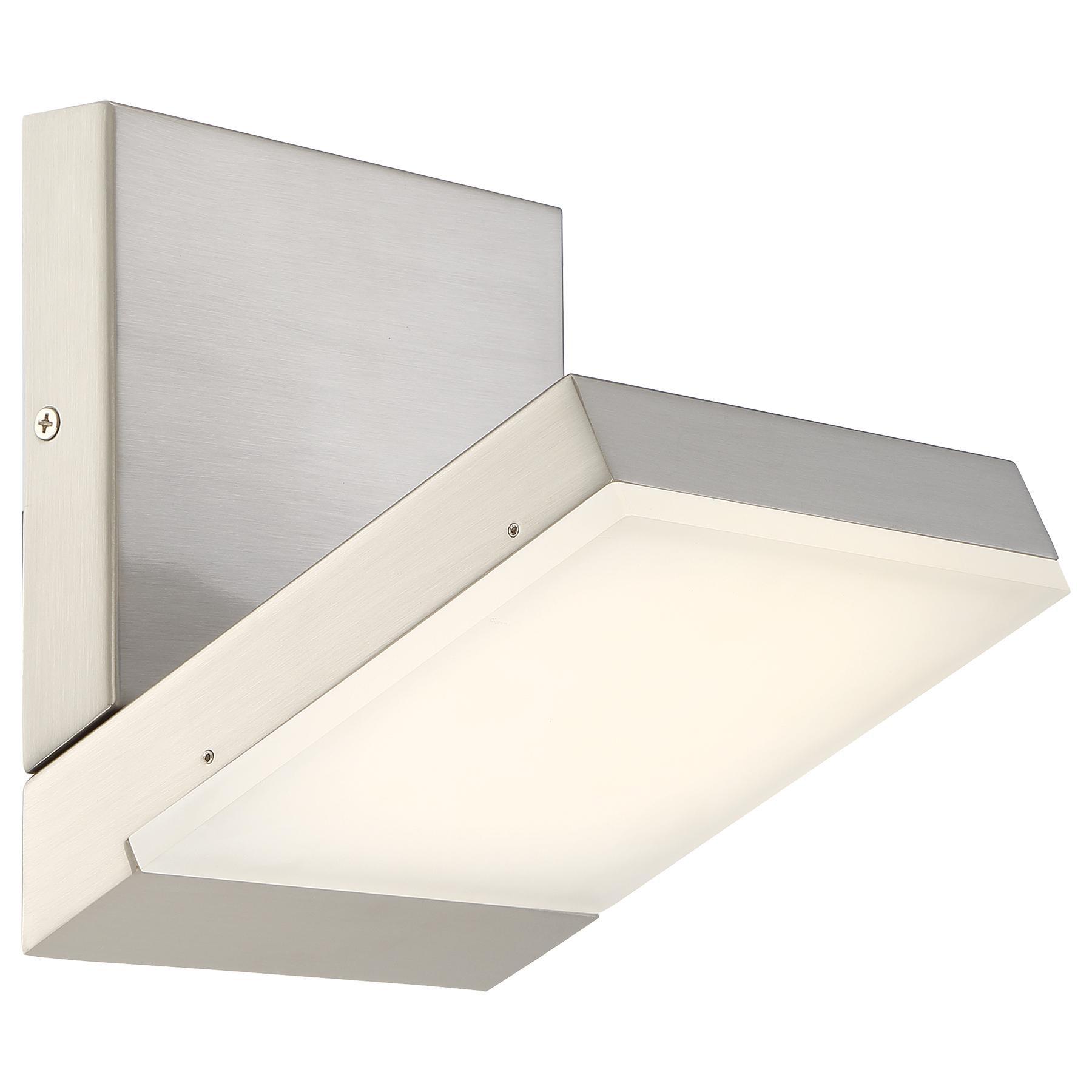 Angle Bathroom Vanity Light By George Kovacs P1251 084 L