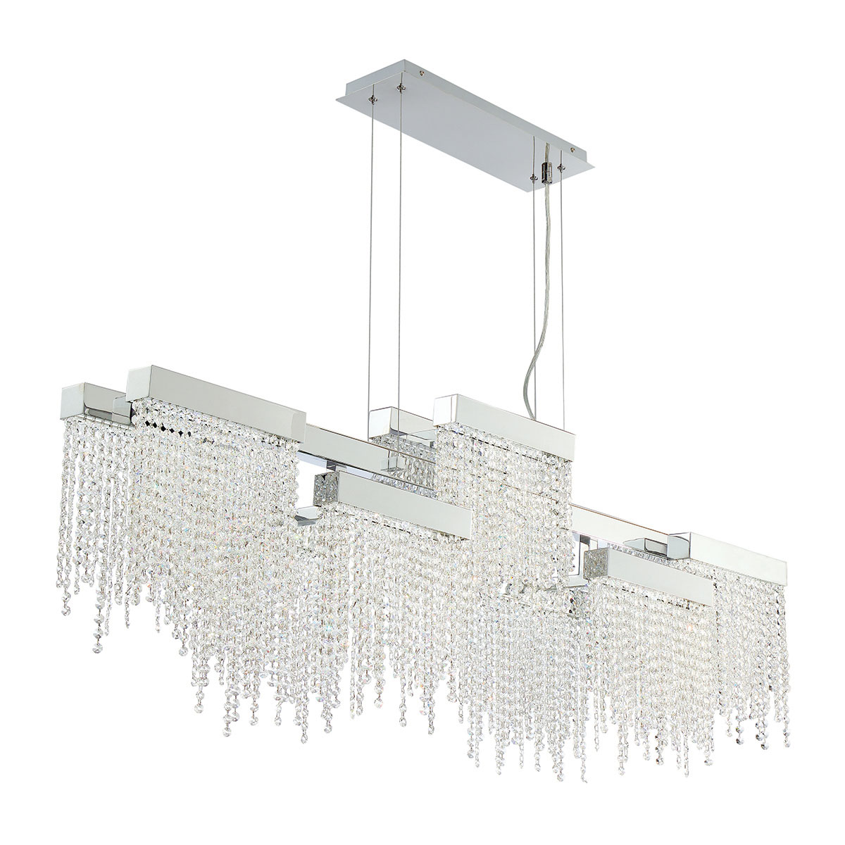 Linear chandelier by eurofase 30005 013 rossi linear chandelier by eurofase 30005 013 arubaitofo Images