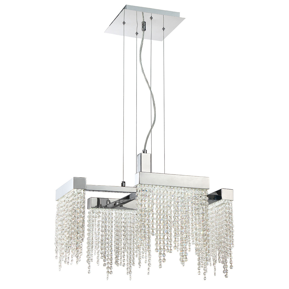 4 light chandelier by eurofase 30006 010 rossi 4 light chandelier by eurofase 30006 010 arubaitofo Images