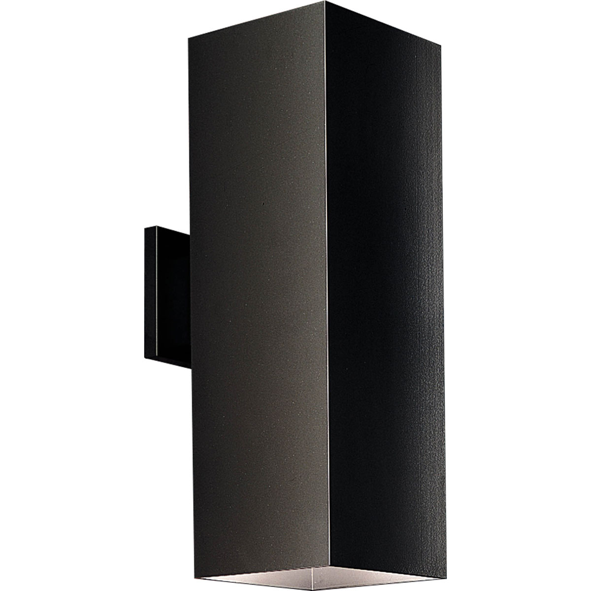 Updown square outdoor wall light by progress lighting p5644 31 aloadofball Image collections