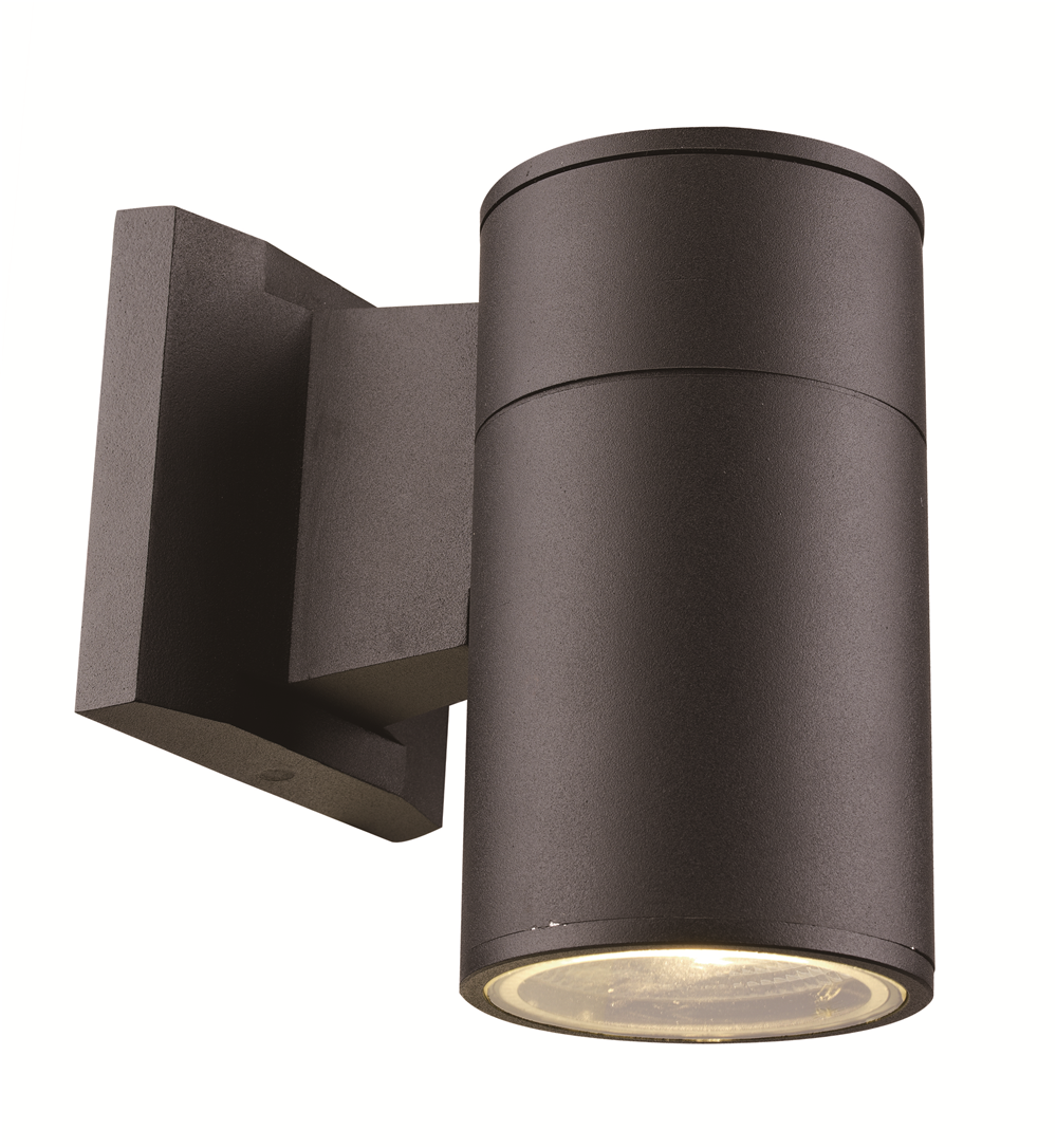 5002 Outdoor Wall Light By Trans Globe Led 50020 Bk