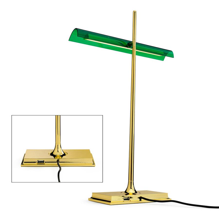 USB Desk Lamp by Flos Lighting – Flos Desk Lamp