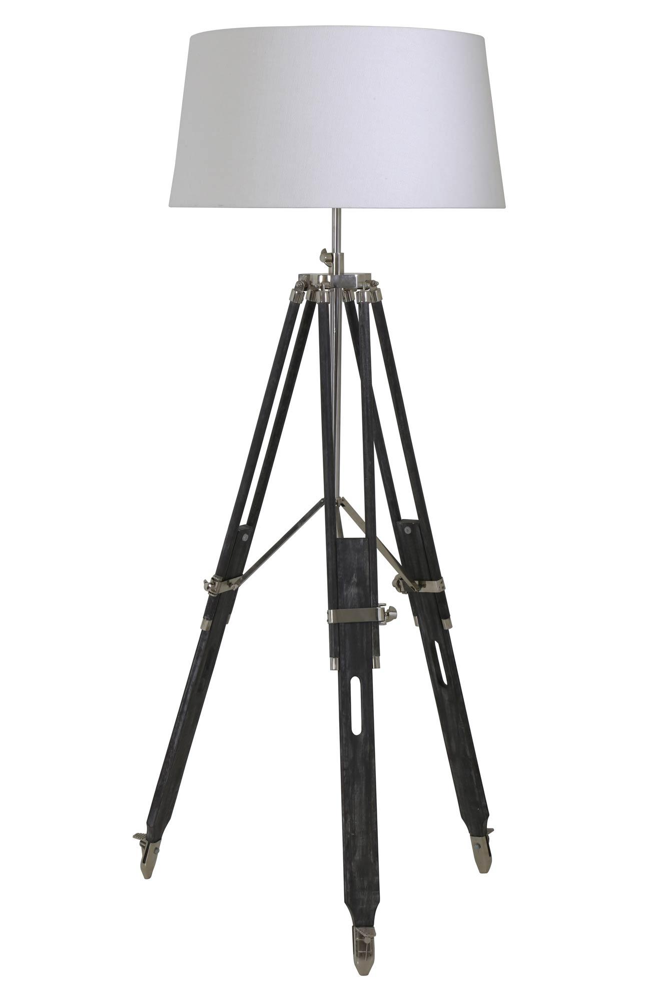 Boudin Tripod Adjustable Floor Lamp By Light U0026 Living | 8223527 2070886