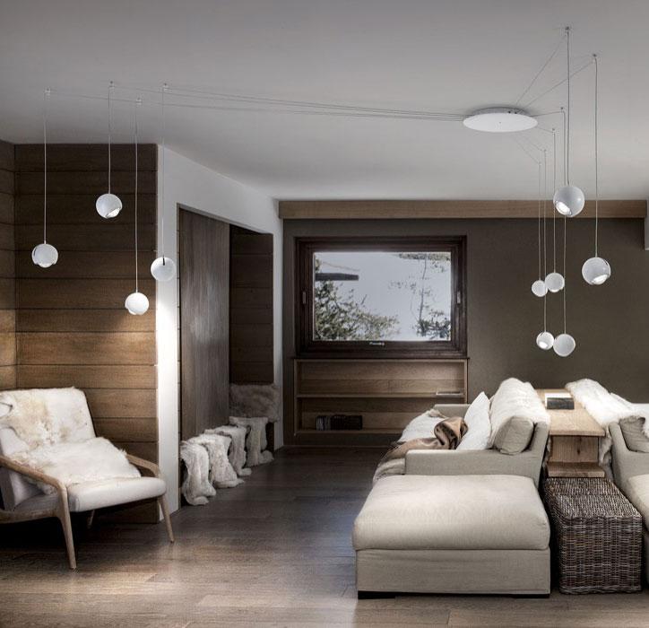 Spider Multi 10 Light Pendant By Studio Italia Design