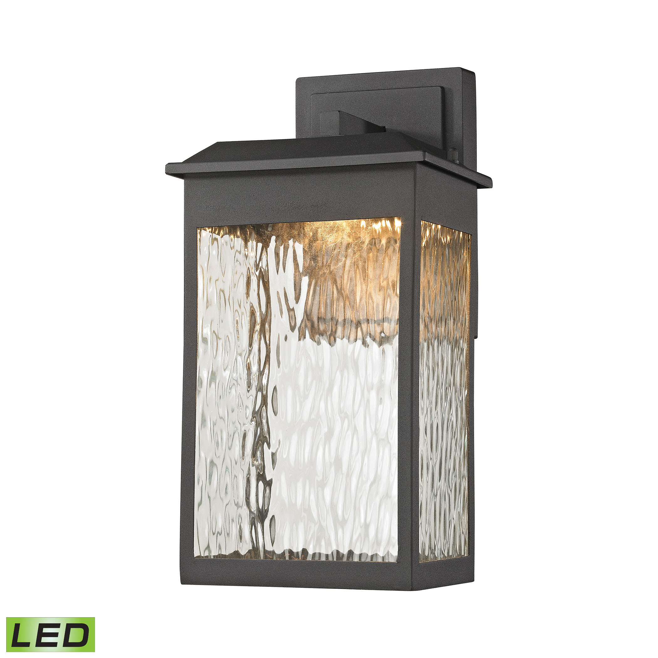 Newcastle Led Outdoor Wall Light By Elk Lighting
