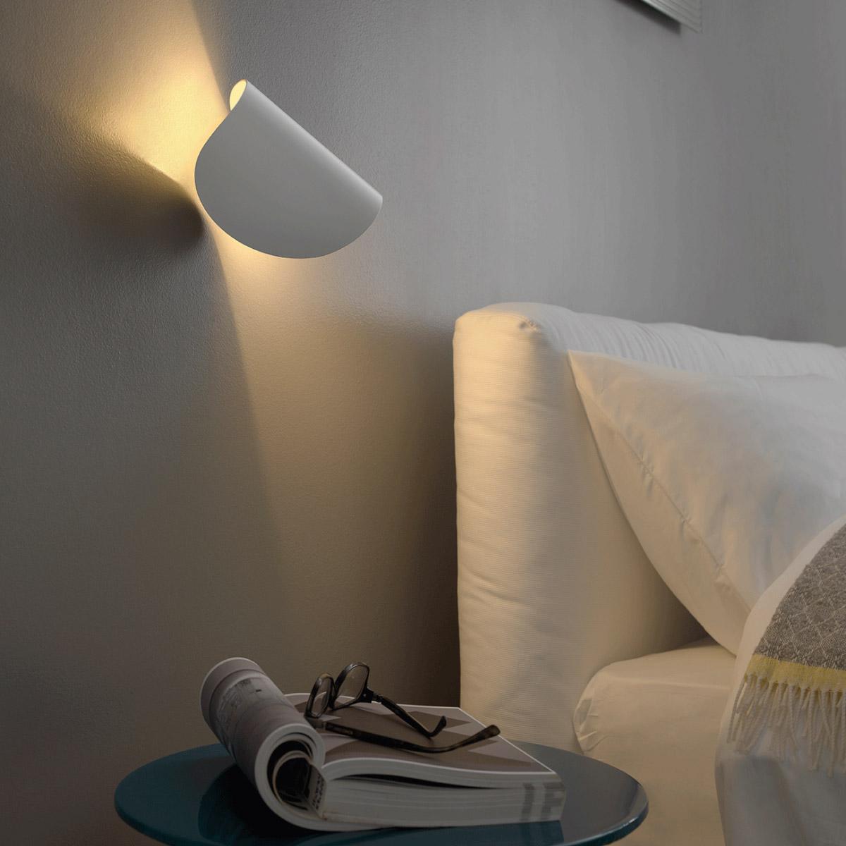 Io wall light by fontana arte