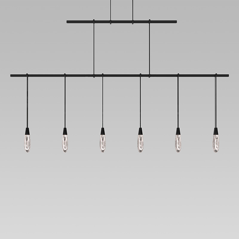 Suspenders 2 Tier Linear Pendant By Sonneman A Way Of Light S1b48k Jr181212 Rp08