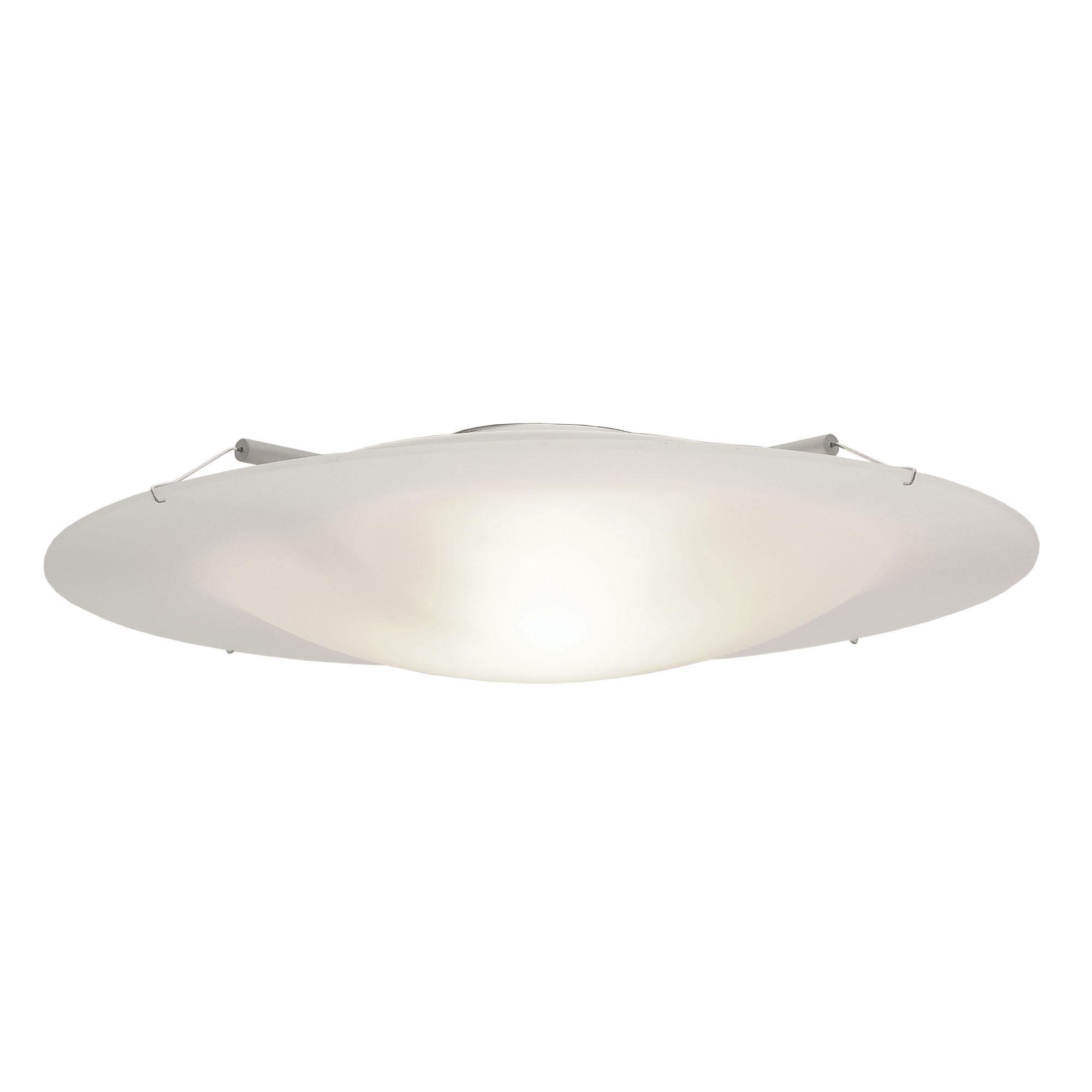 Vanilla Sky Round Fluorescent Ceiling Light by PureEdge Lighting ...