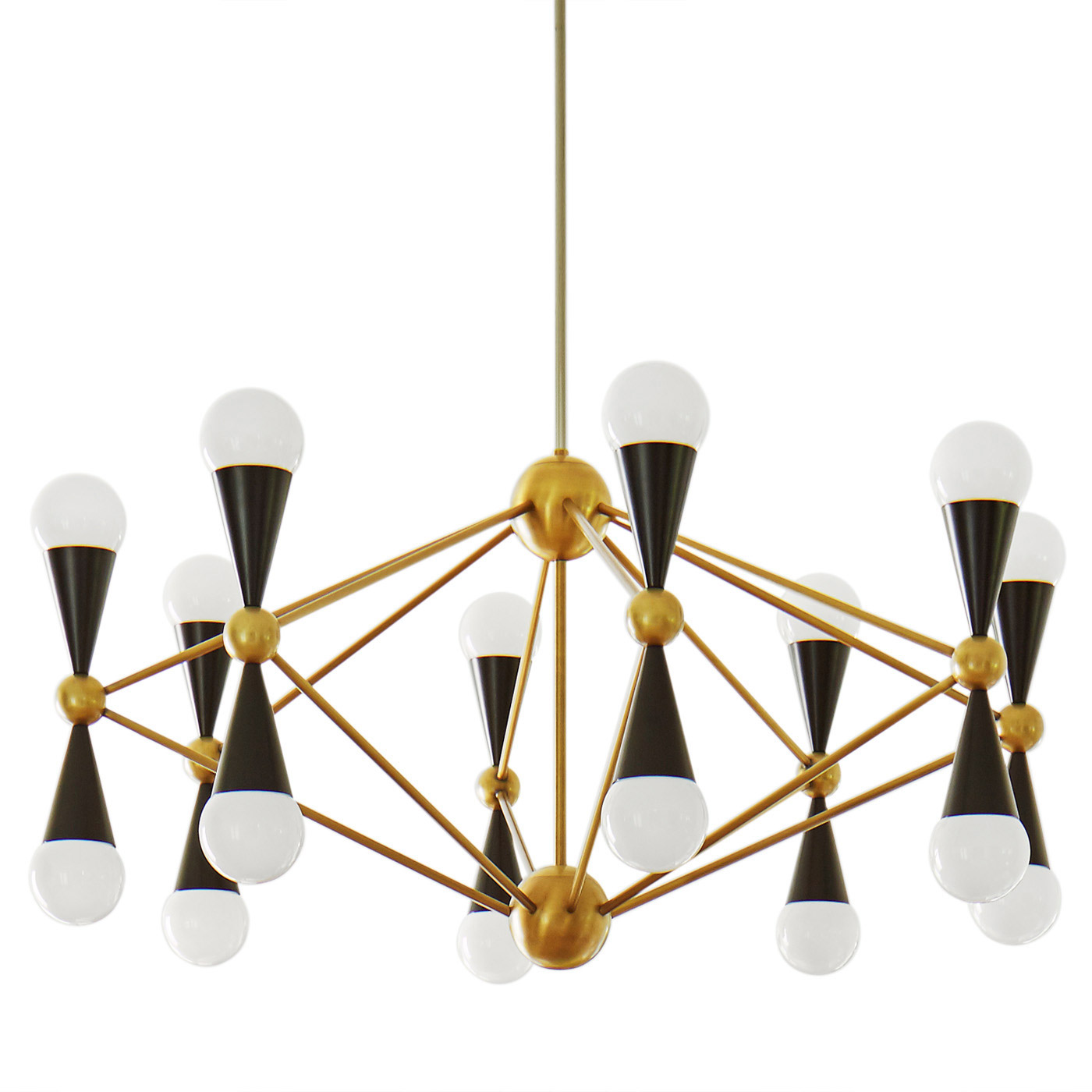 Light Chandelier By Jonathan Adler