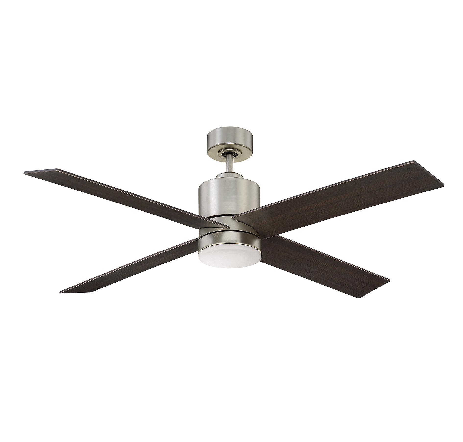 Dayton Ceiling Fan with Light by Savoy House | 52-6110-4CN-SN